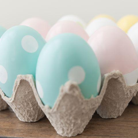natural egg dye carton