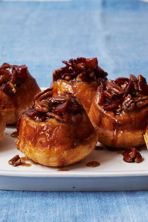 easter food ideas bacon pecan sticky buns