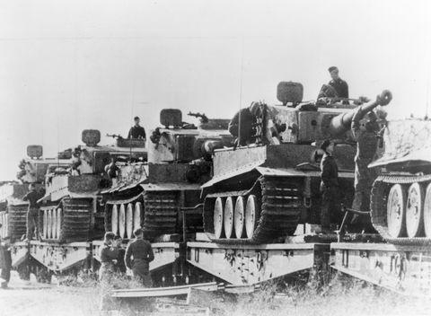 2.Guerra mundial, Unión Soviética, teatro de guerra