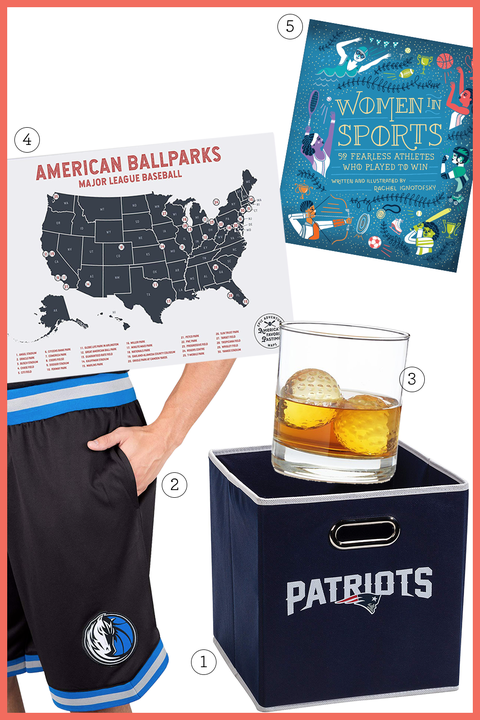 easter gifts for adults - sports easter basket