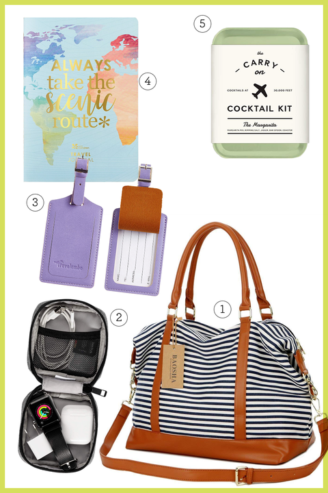easter gifts for adults - travel easter basket