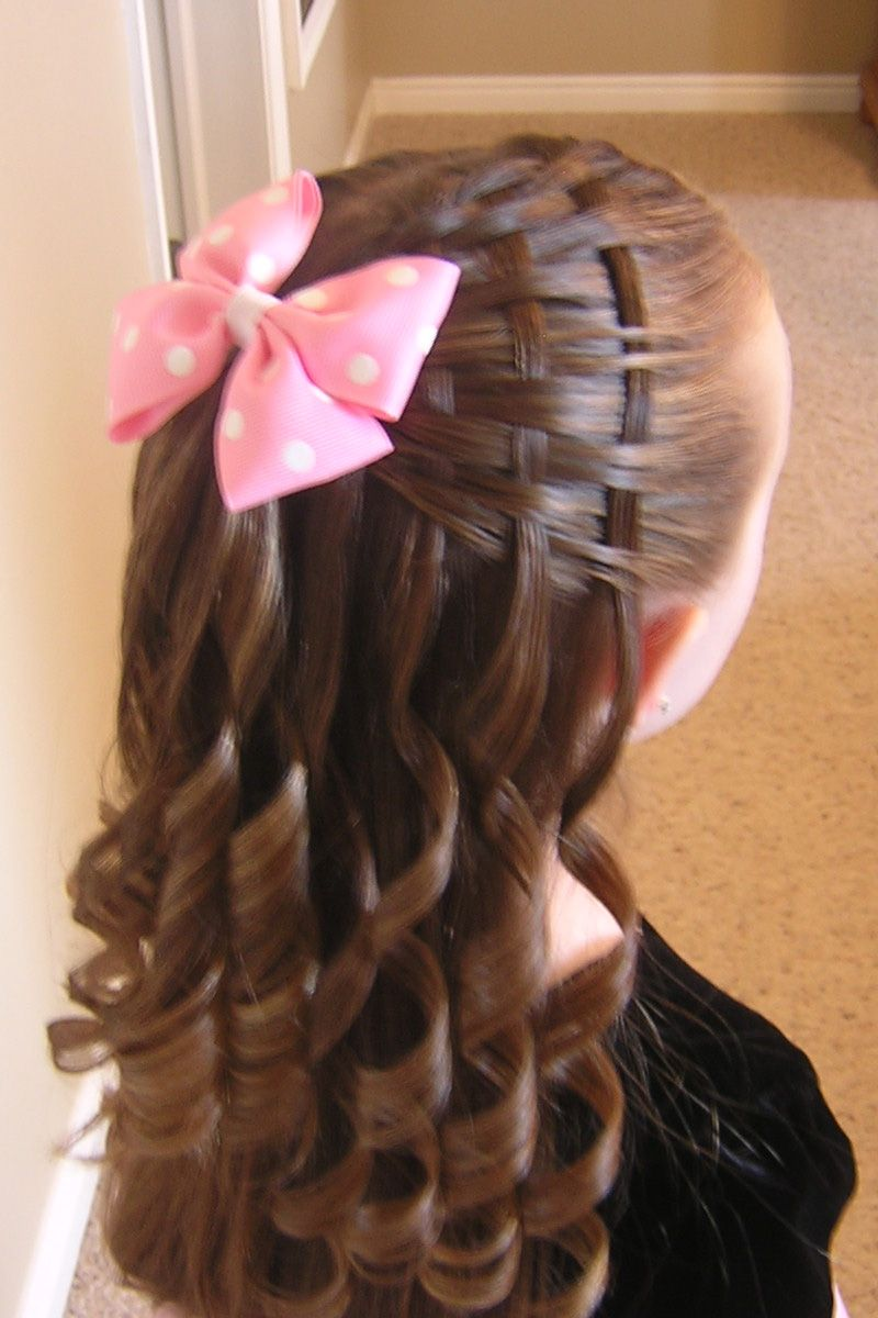 10 Cute Easter Hairstyles for Kids - Easy Hair Styles for Easter