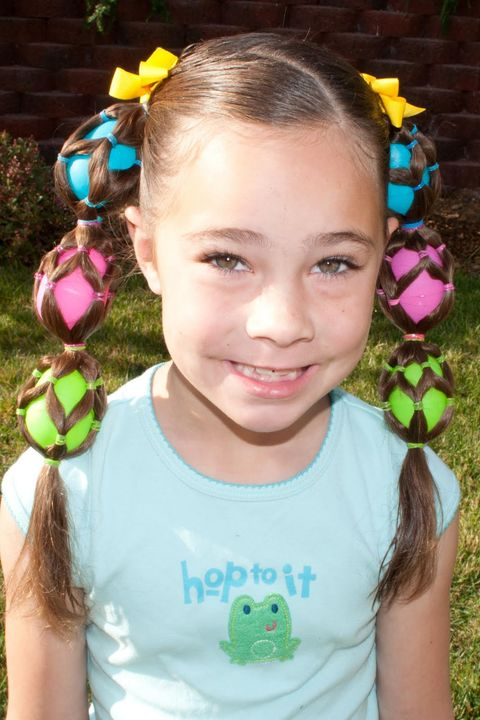 8 Cute Easter Hairstyles For Kids - Easy Hair Ideas For -9120