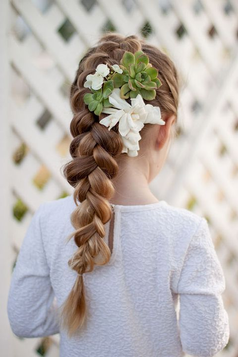 13 Cute Easter Hairstyles For Kids Easy Hair Styles For