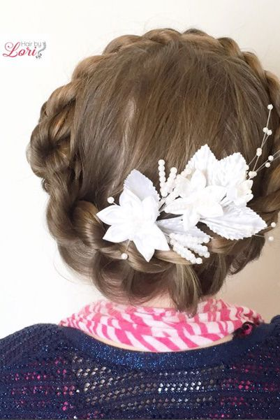 8 Cute Easter Hairstyles For Kids Easy Hair Ideas For