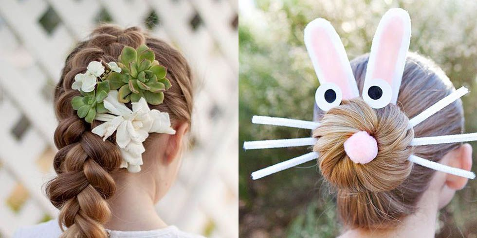 easy easter hairstyles 13 cute easter hairstyles for kids easy hair styles for