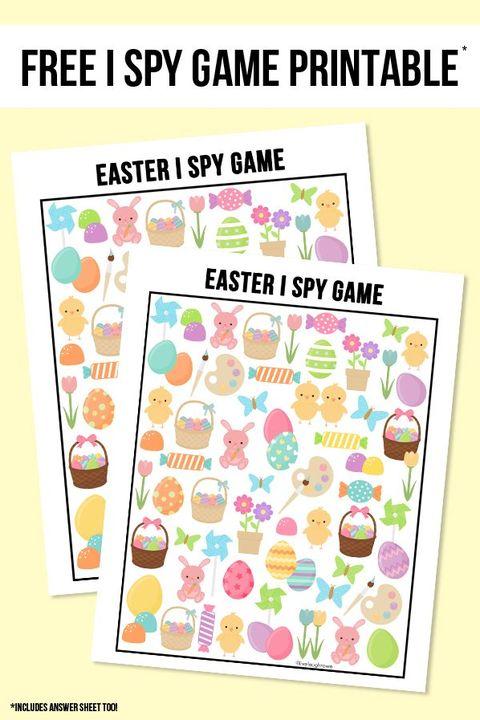 best easter games for kids