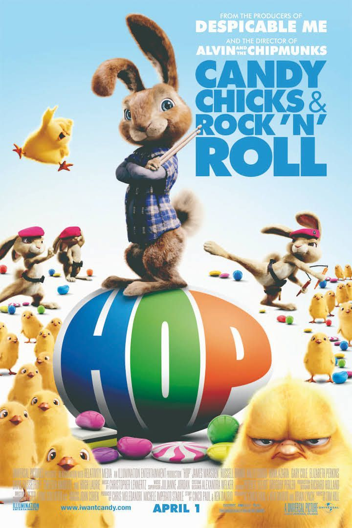 fun easter movie hop