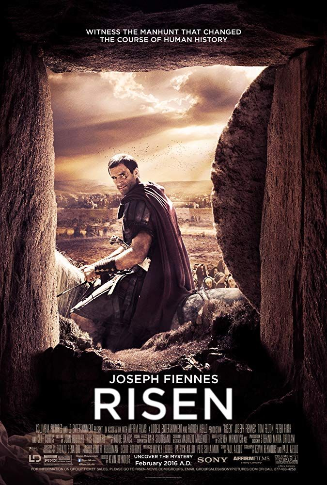 easter movies risen