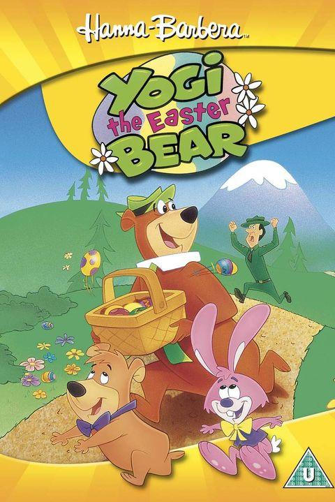 easter movies to stream yogi the easter bear