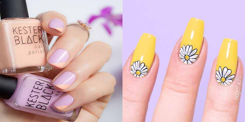 16 Cute Easter Nail Designs , Best Easter Nails and Nail Art