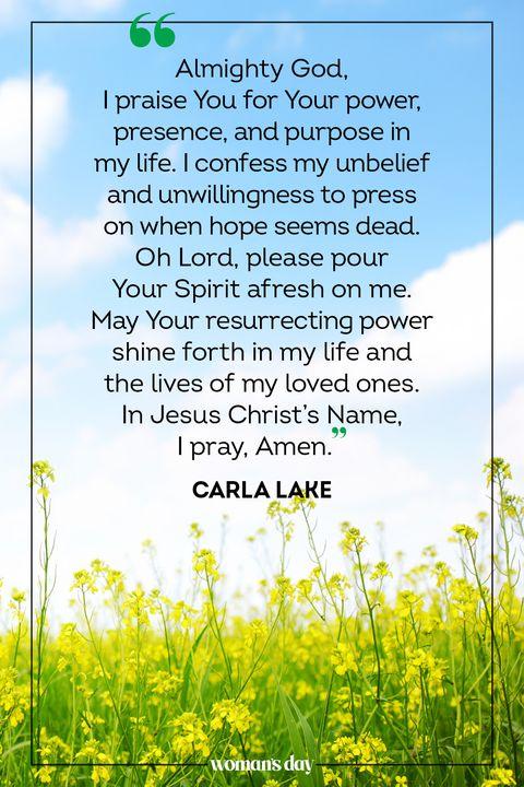 easter prayers   blessings for easter sunday