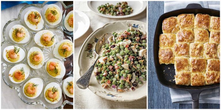 19 easy easter side dishes for brunch and dinner best easter sides easter side dishes negle Gallery