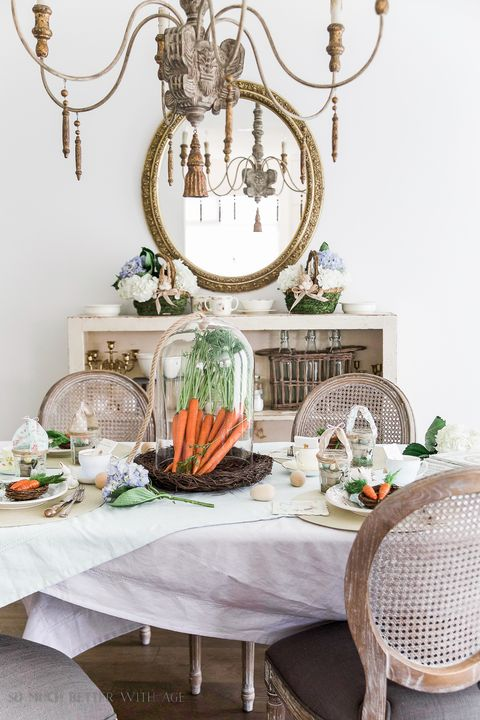 Diy Easter Table Decorations Table Decor Ideas For Easter Brunch