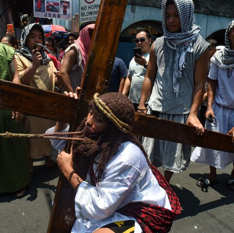 easter traditions the philippines