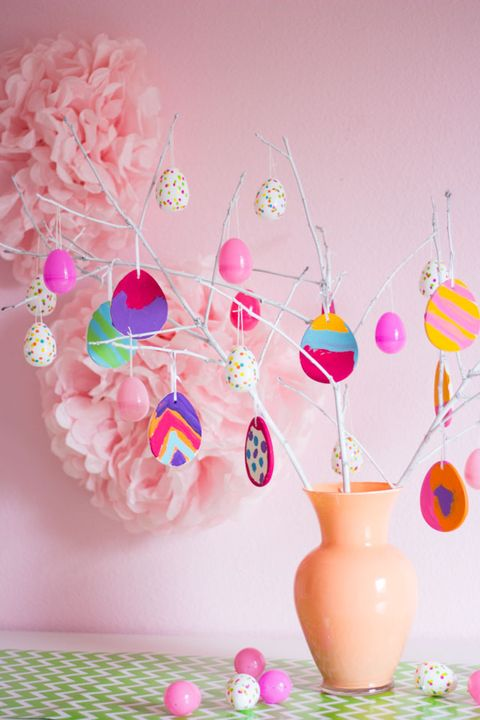 easter tree - Ceramic Easter Egg Tree