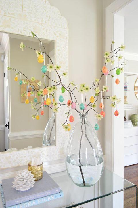 Sweet Easter Egg Tree