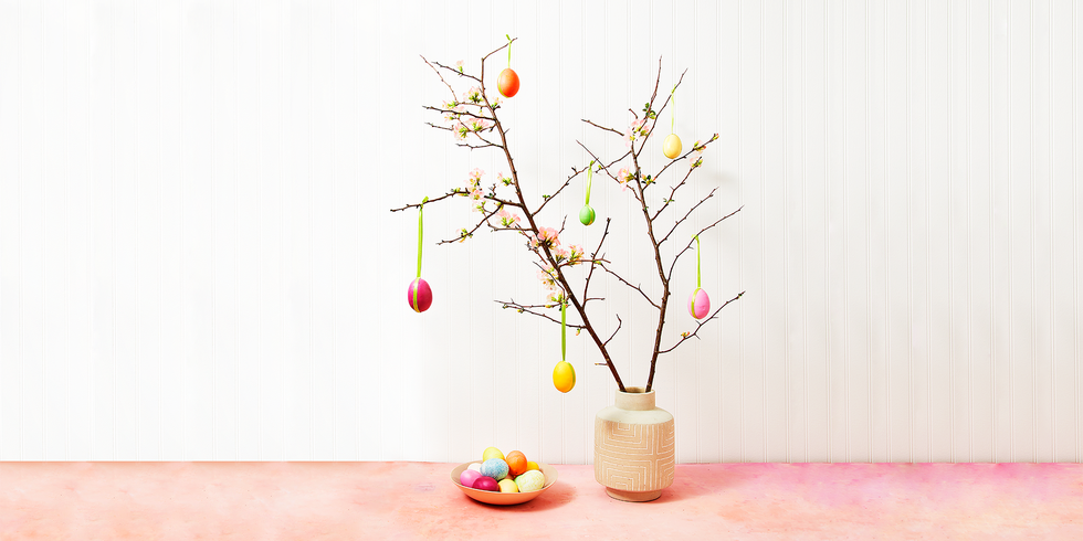 Easter Trees Are a Thing, and They're an Easy Way to Make a Statement This Spring