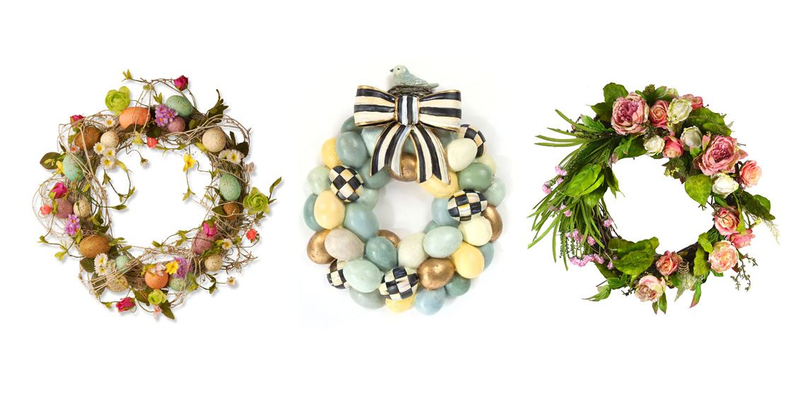 21 Best Easter Wreath Ideas To Brighten Your Holiday