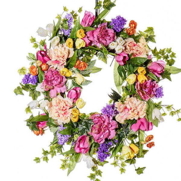 21 best easter wreath ideas spring wreaths and easter door decorations - Easter Wreaths