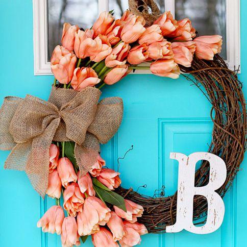 Tremendous 30 Gorgeous Easter Wreaths Ideas For Easter Door Spiritservingveterans Wood Chair Design Ideas Spiritservingveteransorg