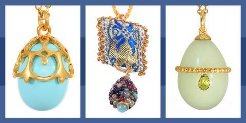 Easter, jewelry, Greek, charms, pendants