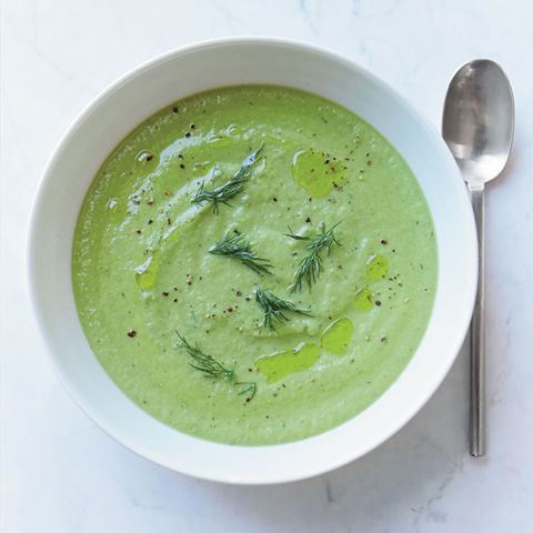 Food, Dish, Pea soup, Cuisine, Soup, Leek soup, Ingredient, Velouté sauce, Potage, Produce,