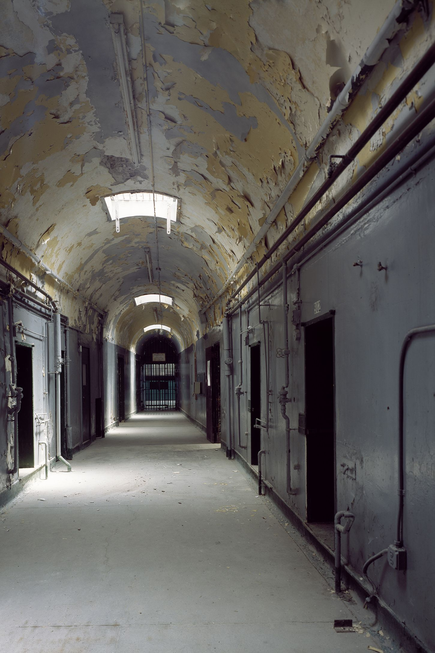 haunted places in pa - eastern state penitentiary