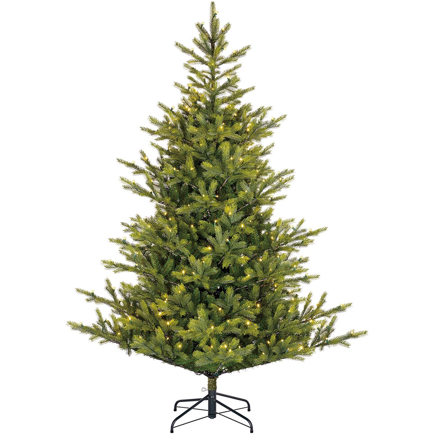 Easy Assemble Orford LED Christmas Tree 7ft, TK Maxx