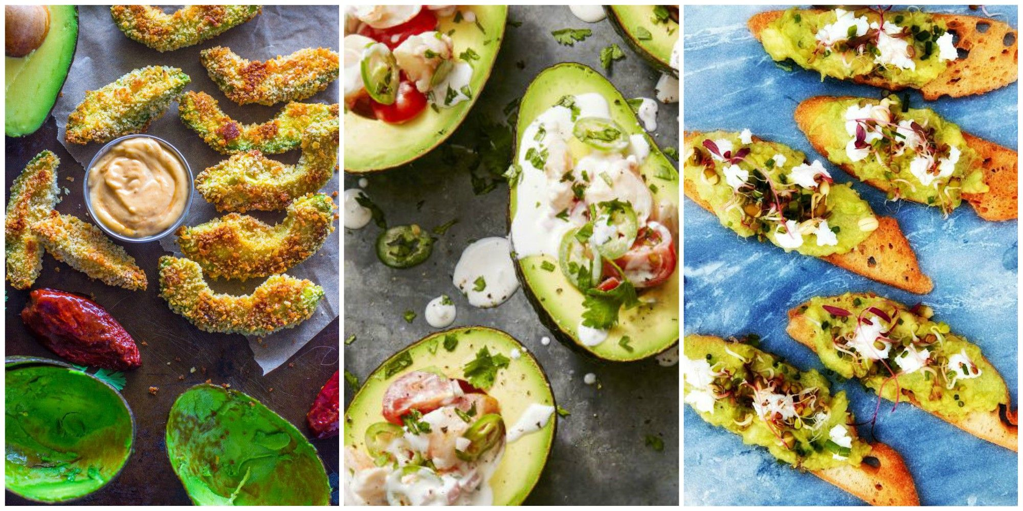 easy avocado recipes - cooking with avocadoes