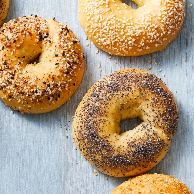 easy bagels recipe no boil