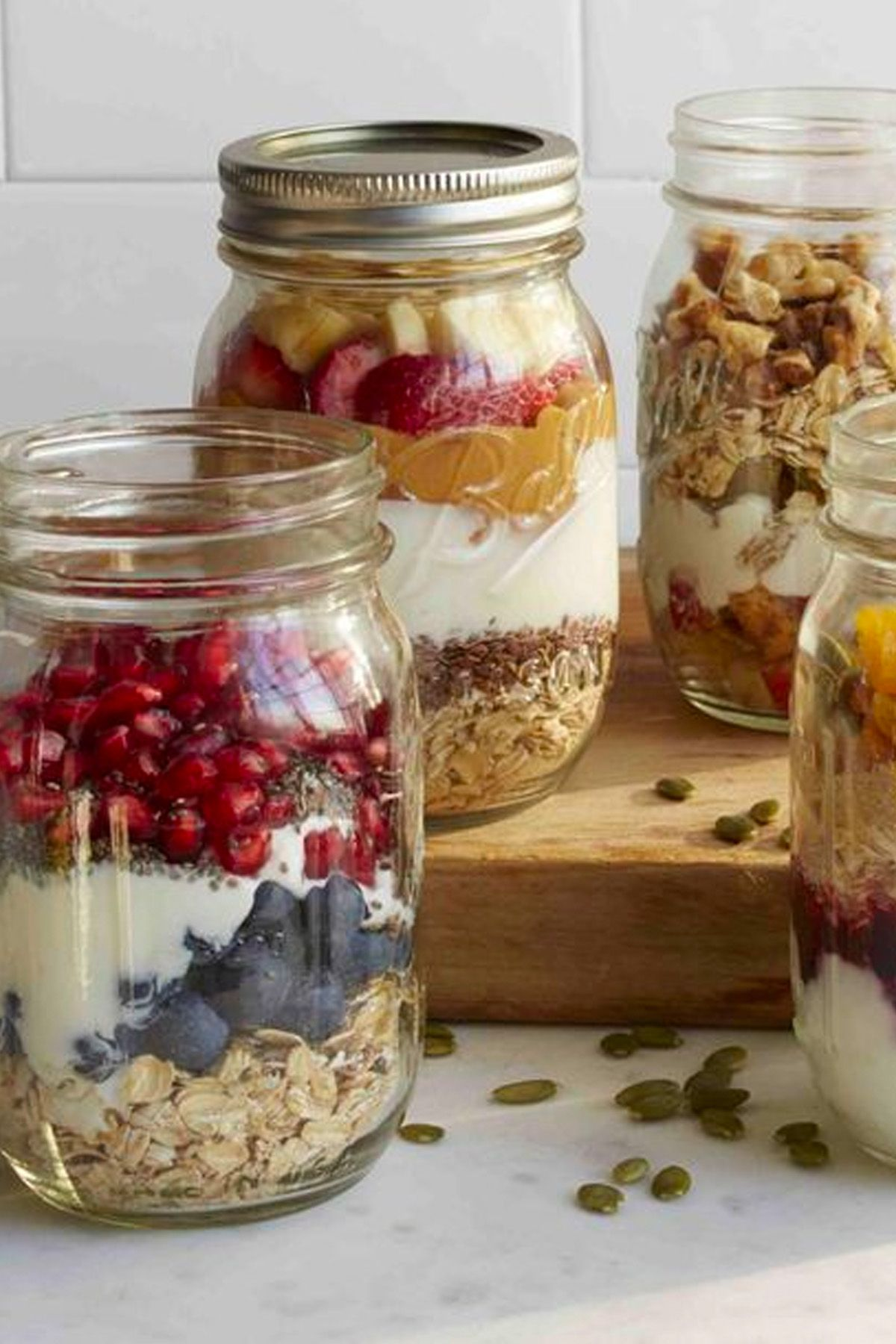 easy breakfast ideas overnight oats