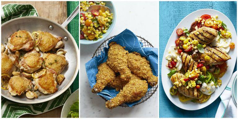 30 easy chicken dinner recipes best chicken breast dishes to make easy chicken dinner recipes forumfinder Images