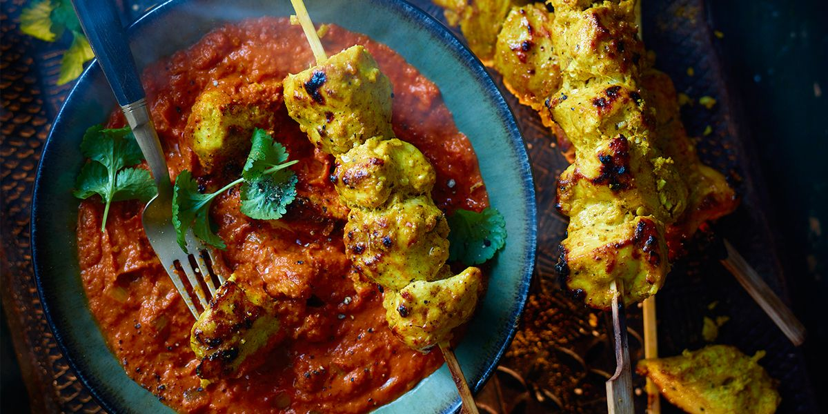 24 easy curry recipes
