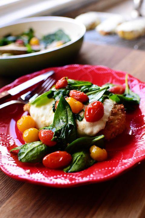 easy dinner ideas chicken florentine