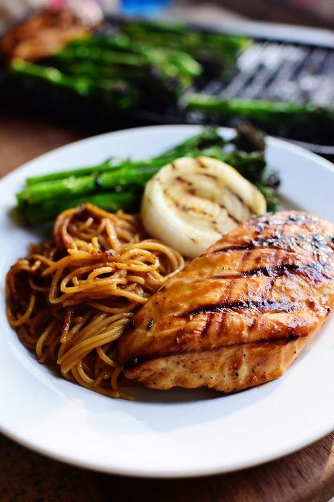 easy dinner ideas peanut chicken