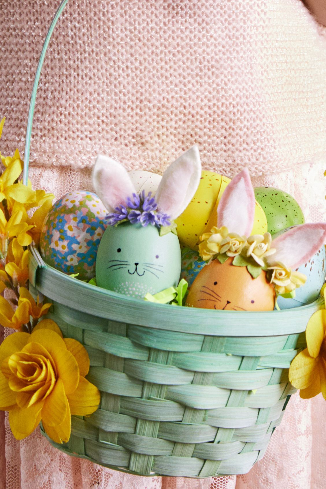 10+ Easy Easter Egg Decorating Ideas - Creative Designs for Easter