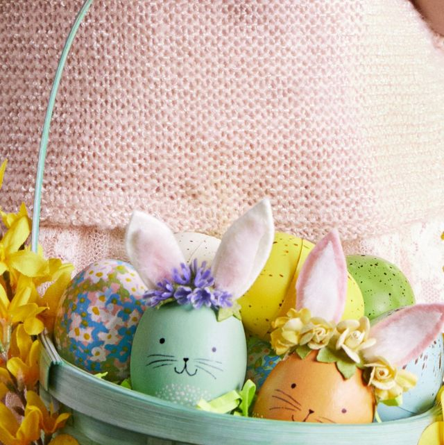 9+ Easy Easter Egg Decorating Ideas - Creative Designs for Easter