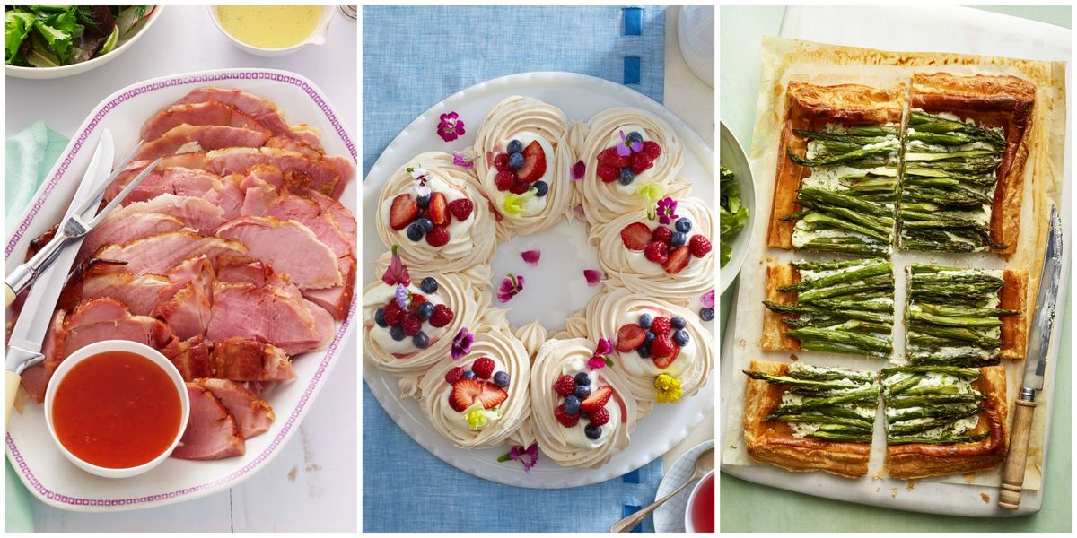 The Best Easter Food Ideas - 50+ Easy Easter Recipes