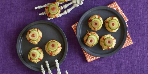 23 easy halloween appetizers recipes for halloween finger foods easy halloween appetizers forumfinder Choice Image