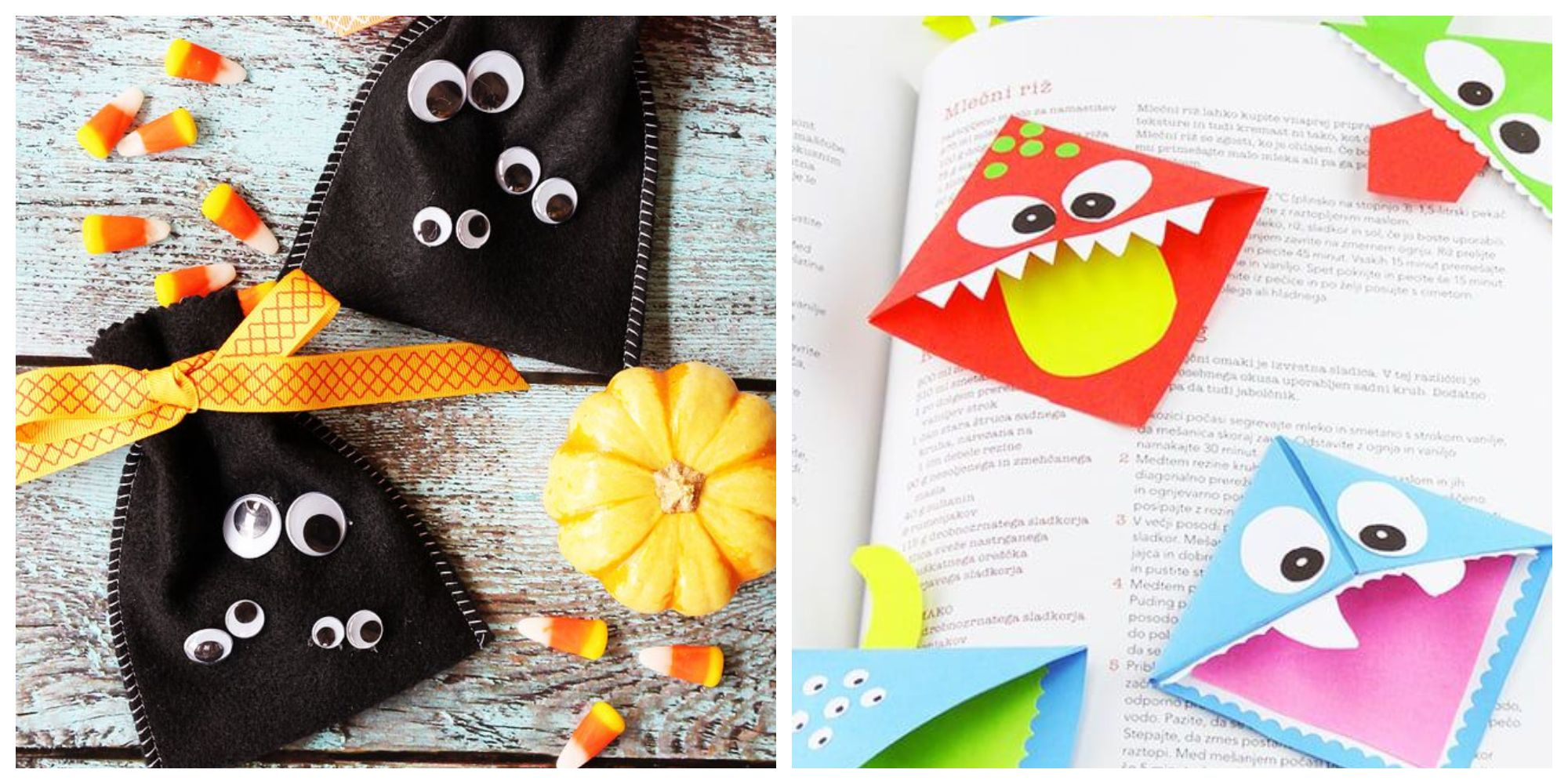 25 Easy Halloween Crafts For Kids  Fun Diy Halloween