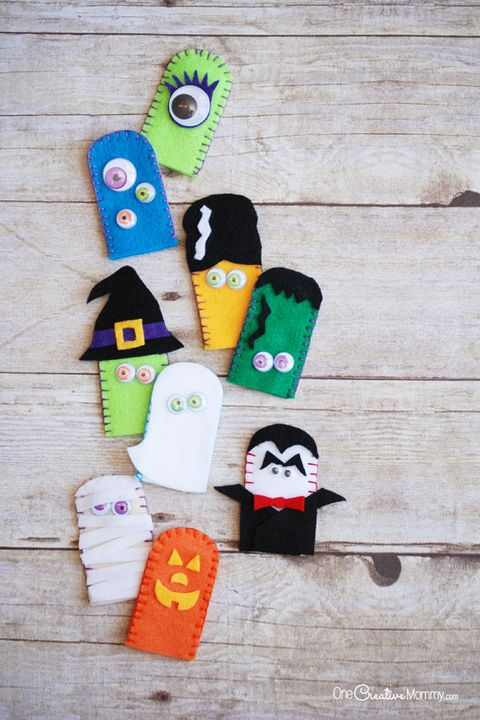 40 Easy Halloween Crafts For Kids Fun Diy Halloween