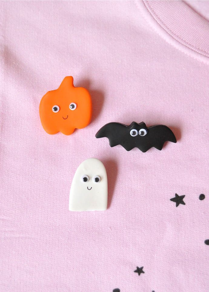 halloween crafts for kids diy halloween pins