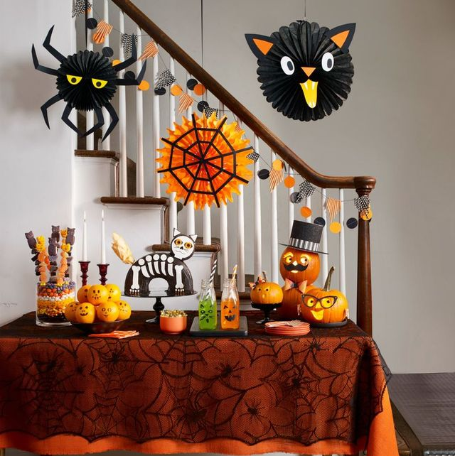 Halloween Witch Decorations Ideas Strangetowne Halloween Witch Decorations For Your Scary Halloween