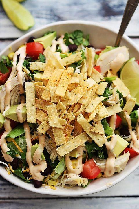 turkey taco salad recipe