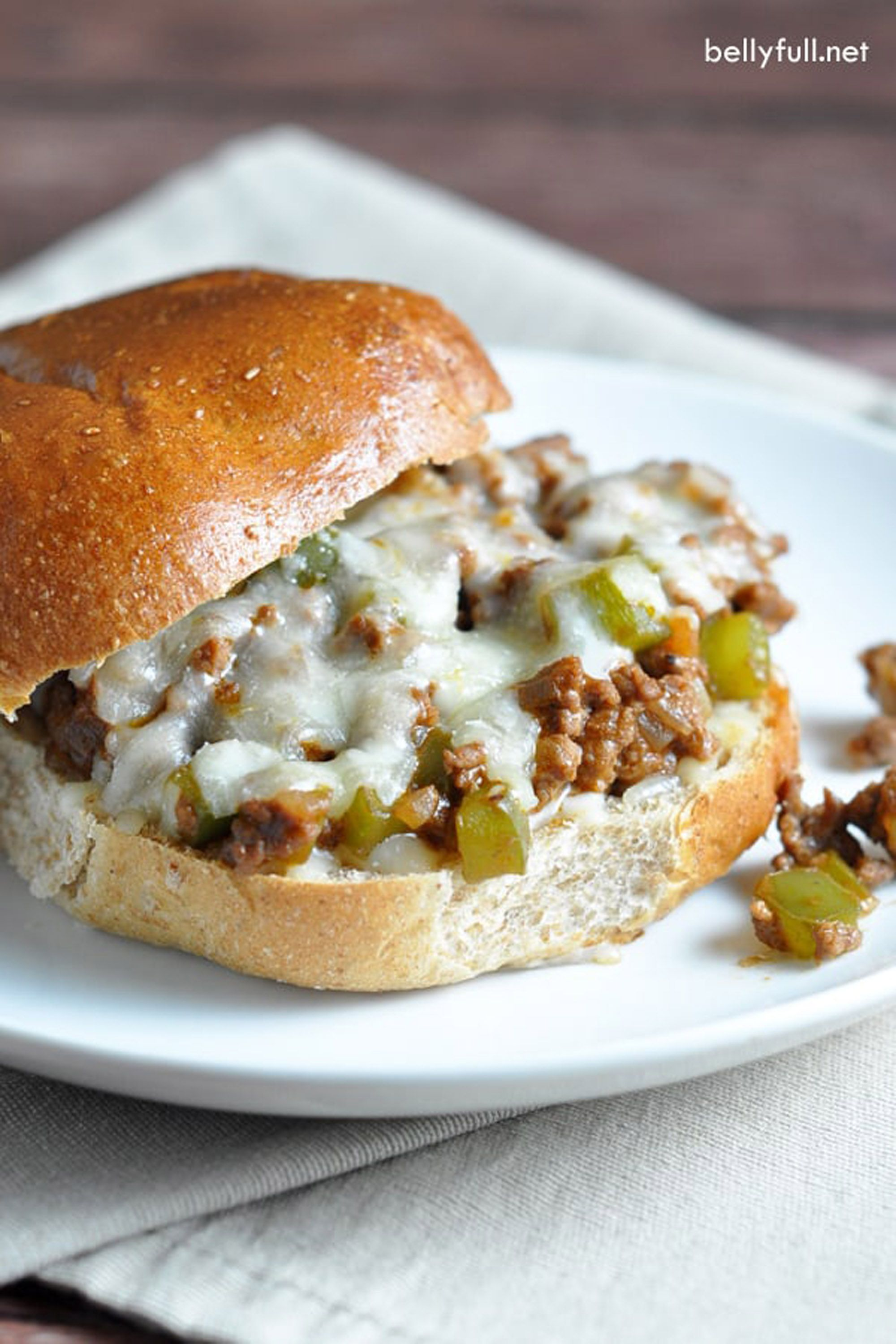 easy recipes for ground beef sandwich