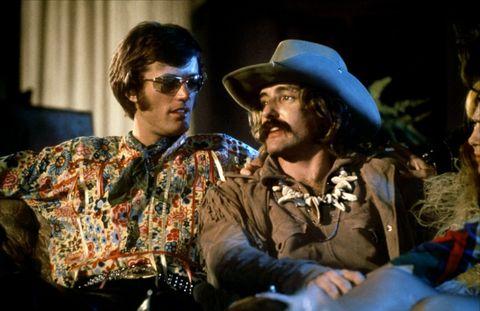 Peter Fonda y Dennis Hopper