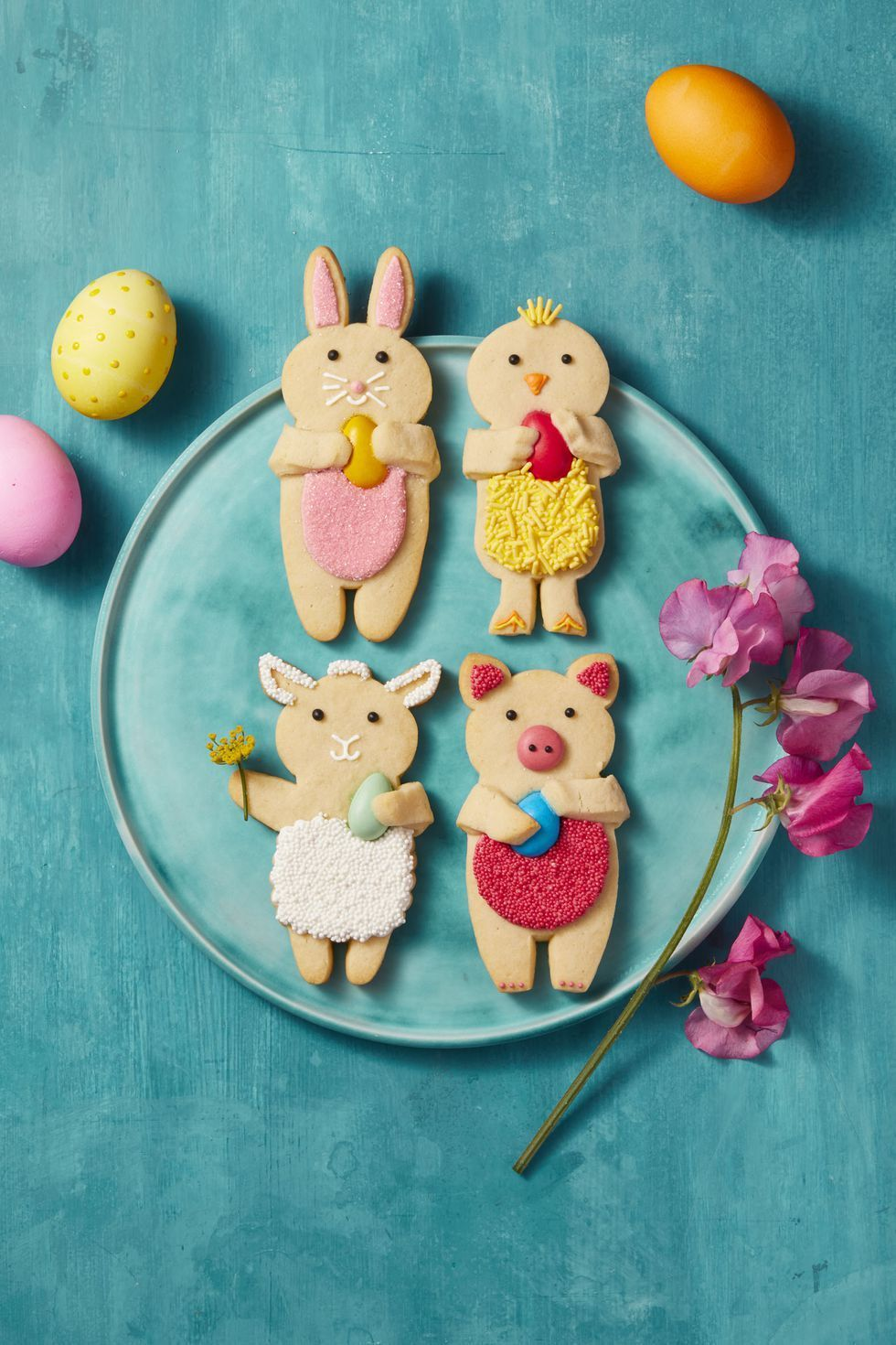 Sugar Cookies - Easter Treats