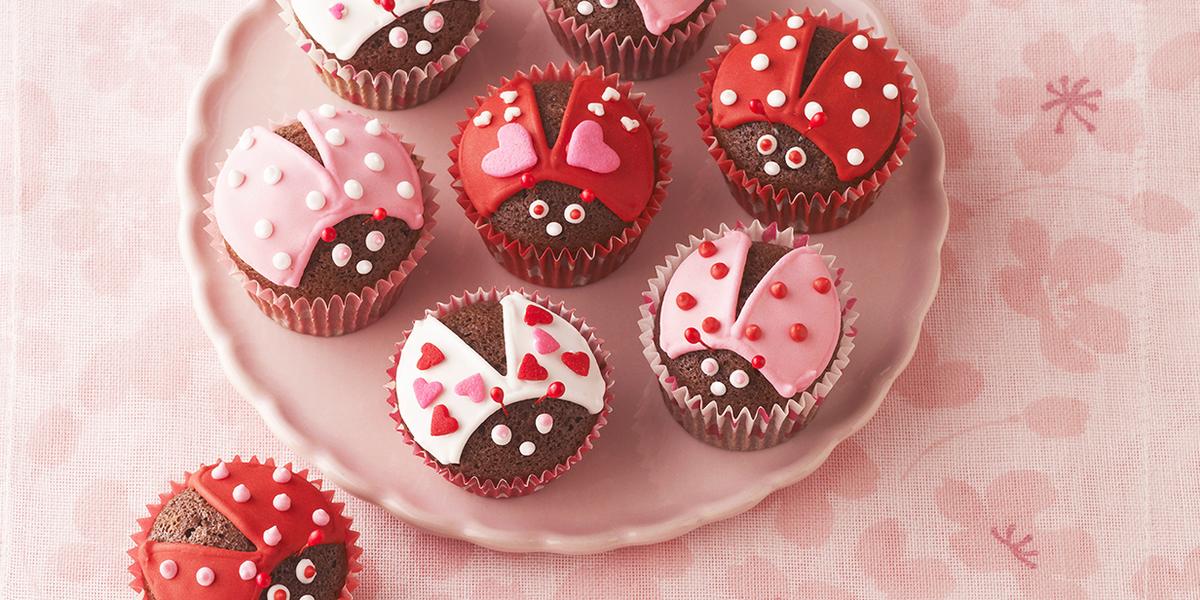 Эти восхитительные кексы на День святого Валентина — лучший способ сказать «Я тебя люблю» в этом году