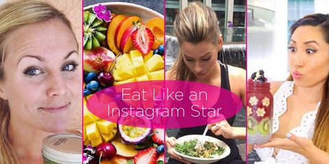eat like an instagram star